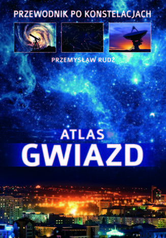 Okładka książki Atlas gwiazd