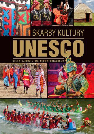 Okładka książki Skarby kultury UNESCO