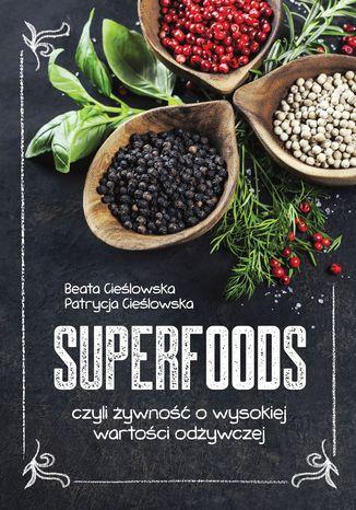 Okładka książki/ebooka Superfoods