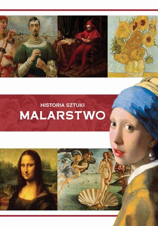 Okładka książki/ebooka Historia sztuki. Malarstwo