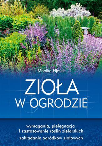 Okładka książki/ebooka Zioła w ogrodzie