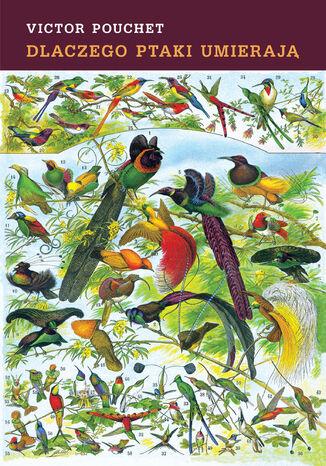 Okładka książki Dlaczego ptaki umierają