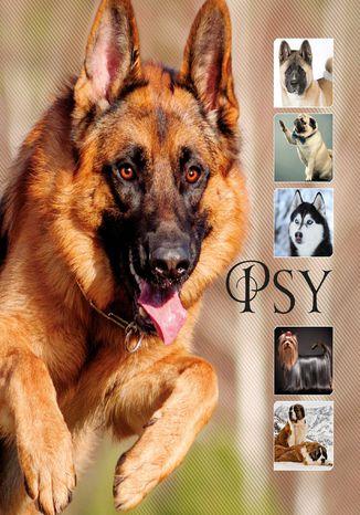 Okładka książki Psy_160
