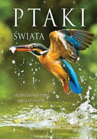 Okładka książki Ptaki świata