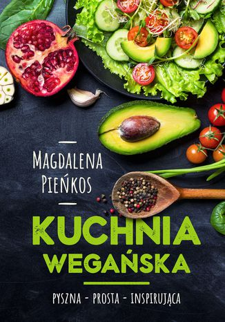 Okładka książki/ebooka Kuchnia wegańska