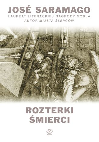 Okładka książki Rozterki śmierci