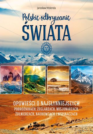 Okładka książki Polskie odkrywanie świata