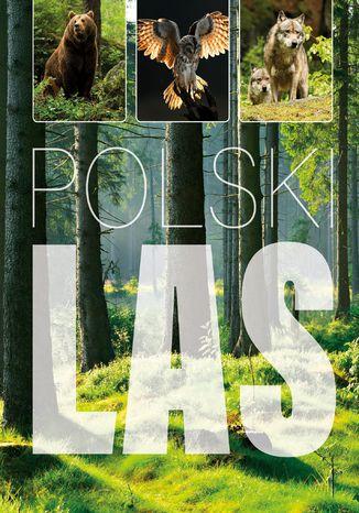 Okładka książki Polski las