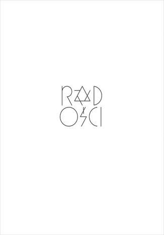 Okładka książki/ebooka Radości