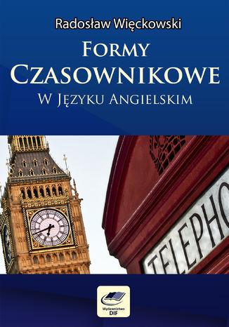 Okładka książki/ebooka Formy czasownikowe w języku angielskim