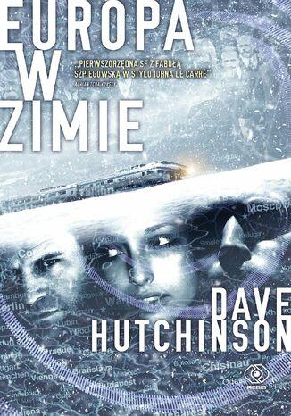 Okładka książki Europa w zimie