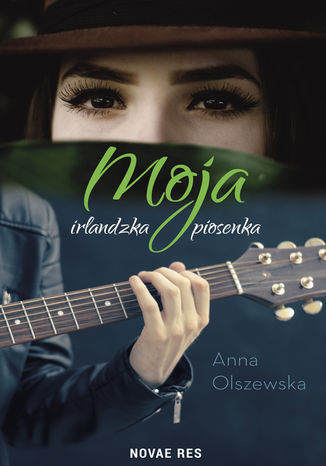 Okładka książki Moja irlandzka piosenka