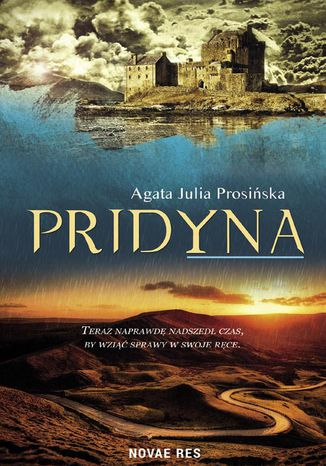 Okładka książki Pridyna