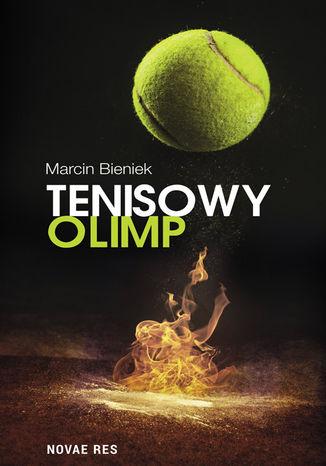 Okładka książki Tenisowy Olimp