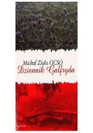 Okładka książki Dziennik Galfryda