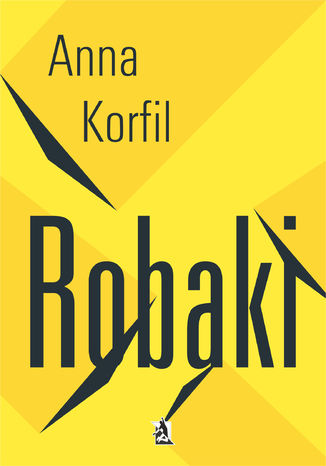 Okładka książki Robaki