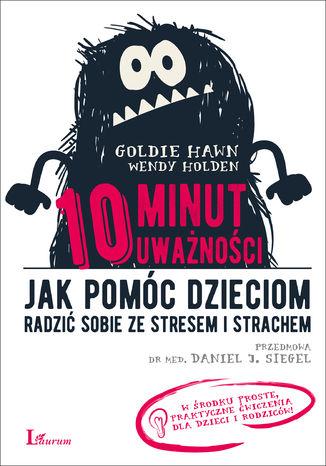 Okładka książki 10 minut uważności