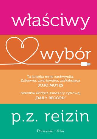 Okładka książki/ebooka Właściwy wybór