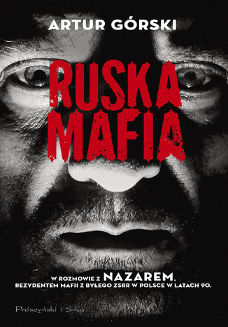 Okładka książki/ebooka Ruska mafia