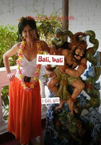 Okładka książki Bali,bali