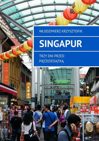 Okładka książki Singapur