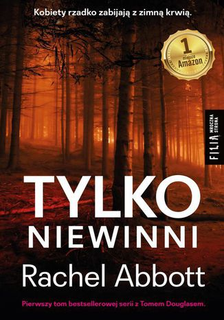 Okładka książki/ebooka Tylko niewinni
