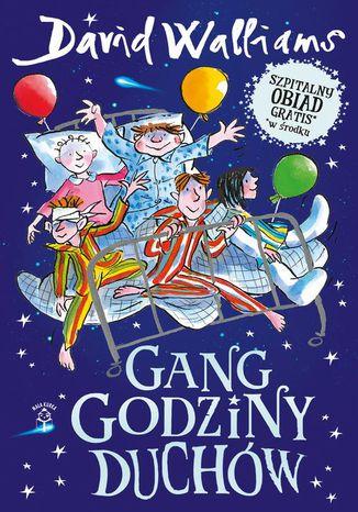 Okładka książki Gang Godziny Duchów