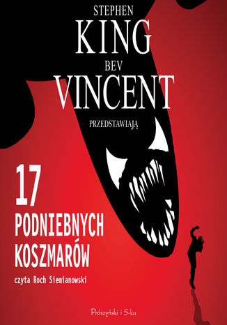 Okładka książki 17 podniebnych koszmarów