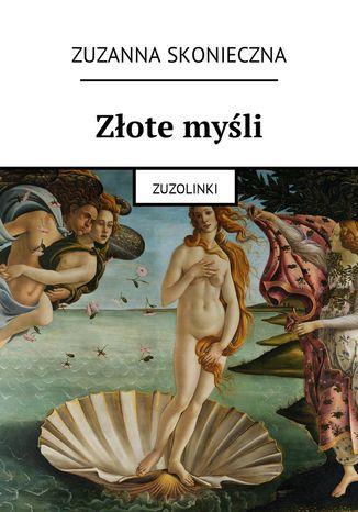 Okładka książki/ebooka Złote myśli