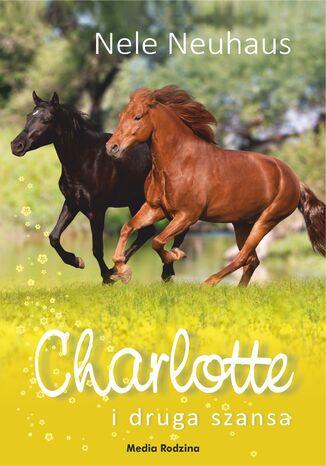Okładka książki Charlotte i druga szansa