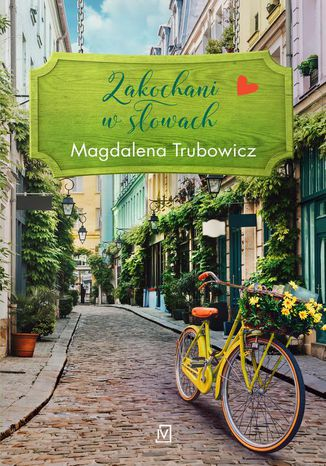 Okładka książki/ebooka Zakochani w słowach