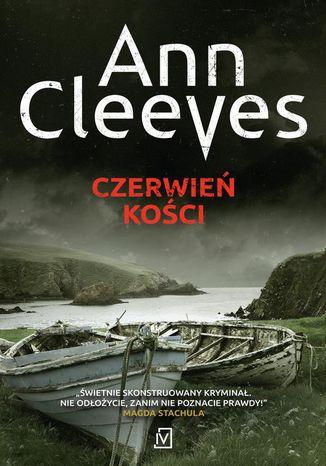 Okładka książki/ebooka Czerwień kości
