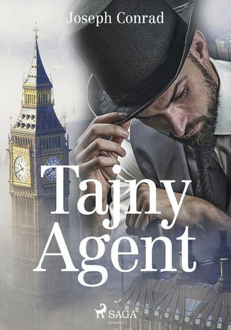 Okładka książki Tajny Agent