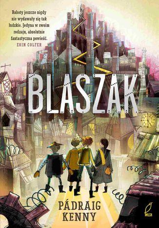 Okładka książki Blaszak
