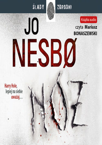 Harry Hole (#12). Nóż
