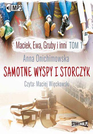 Okładka książki/ebooka Maciek, Ewa, Gruby i inni. Tom 1. Samotne wyspy i storczyk