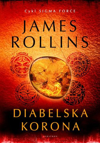 Okładka książki Diabelska korona