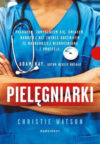 Okładka książki Pielęgniarki