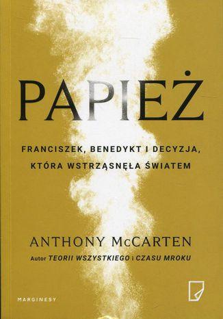 Okładka książki Papież