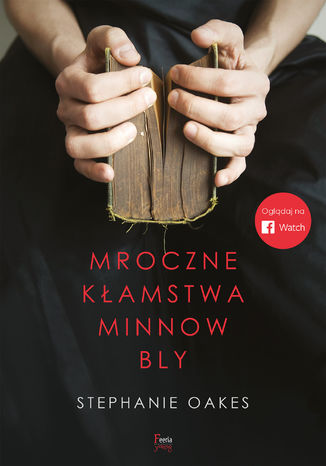 Okładka książki/ebooka Mroczne kłamstwa Minnow Bly