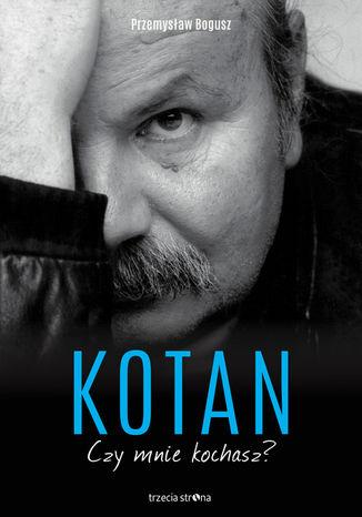 Okładka książki Kotan. Czy mnie kochasz?
