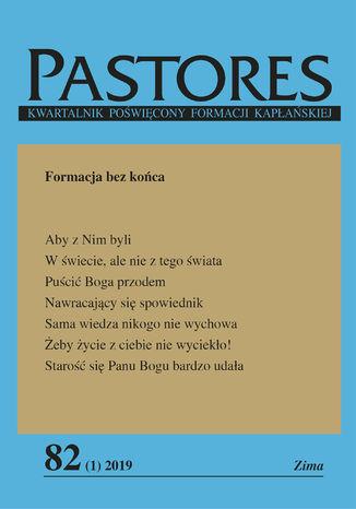 Okładka książki Pastores 82 (1) 2019