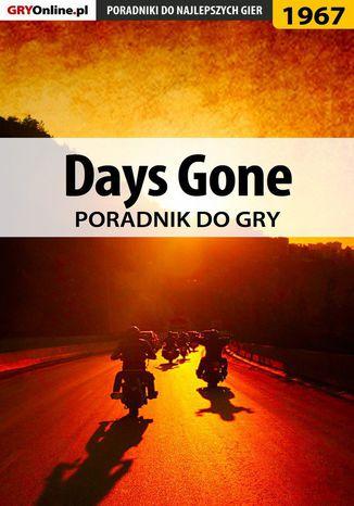 Okładka książki/ebooka Days Gone - poradnik do gry