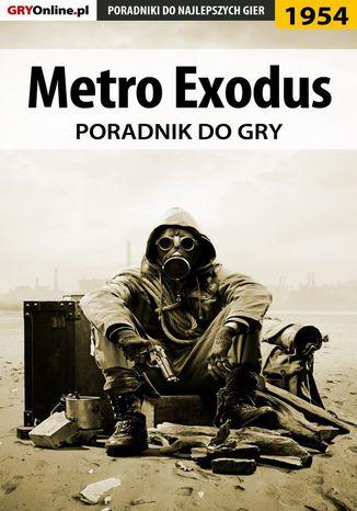 Okładka książki/ebooka Metro Exodus - poradnik do gry