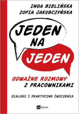 Okładka książki/ebooka Jeden na Jeden - odważne rozmowy z pracownikami