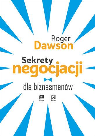 Okładka książki/ebooka Sekrety negocjacji dla biznesmenów