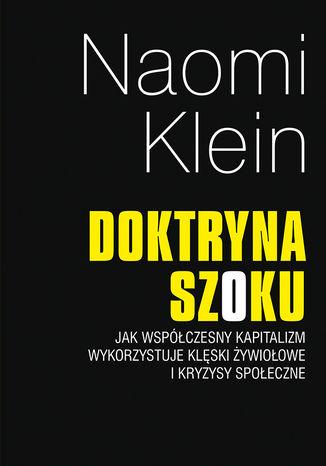 Okładka książki Doktryna szoku