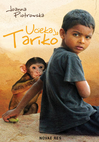 Okładka książki Uciekaj, Tariko