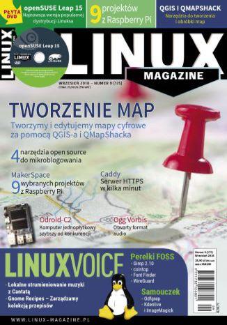 Okładka książki/ebooka Linux Magazine 09/2018 (175)