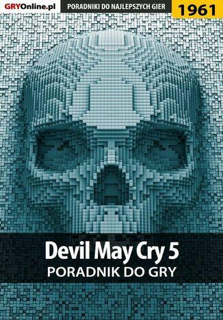 Okładka książki/ebooka Devil May Cry 5 - poradnik do gry
